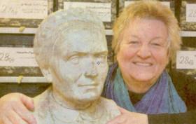 Luise Büchner-Gesellschaft 1. Vorsitzende: Agnes Schmidt