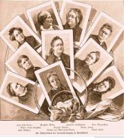 Die Führerinnen der Frauenbewegung in Deutschland