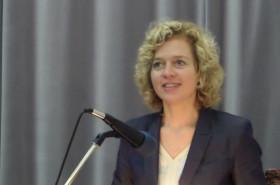 Luise Büchner-Preisträgerin 2014: Lisa Ortgies