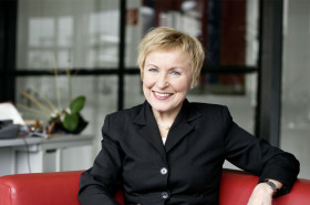 Luise Büchner-Preisträgerin 2012: Bascha Mika