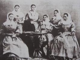 Krankenschwestern 1866