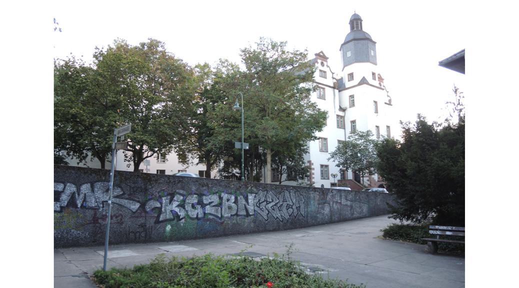 Einweihung des Luise-Büchner-Denkmals