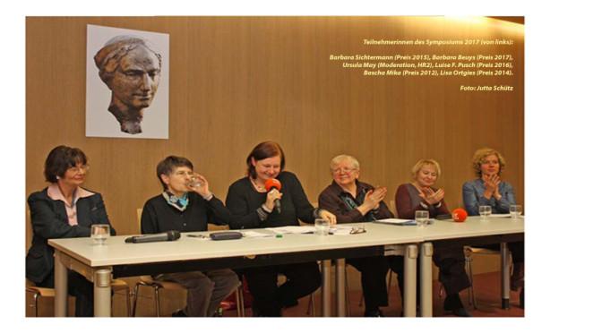 NACHLESE:<br>Symposium mit den Trägerinnen des Luise Büchner-Preises für Publizistik