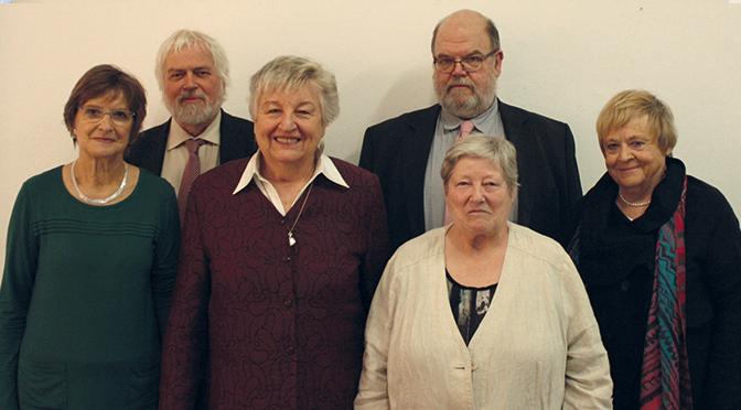 Vorstand Luise Büchner-Gesellschaft Darmstadt