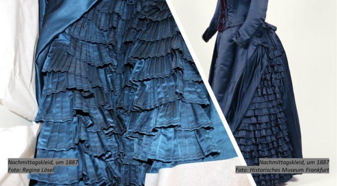 Weibliche Mode ab 1850 – Ausstellungsbesuch<br>20. Mai